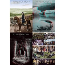 Stereoscopy 2013 (4 issues, #93-96)