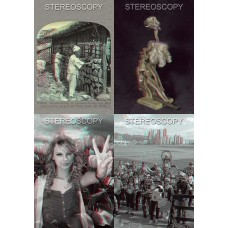 Stereoscopy 2015 (4 issues, #101-104)