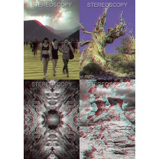 Stereoscopy 2017 (4 issues, #109-112)