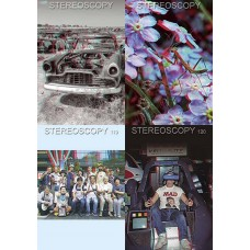 Stereoscopy 2019 (4 issues, #117-120)