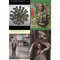Stereoscopy 2020 (4 issues, #121-124)