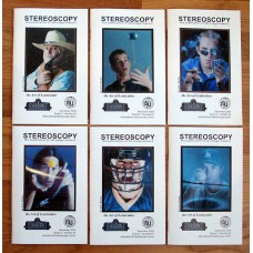 Stereoscopy # 64 (Issue 4.2005) - Offensive Lineman Cover
