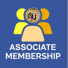 1 year Associate ISU Membership 2021 for small companies (up to 50 employees)