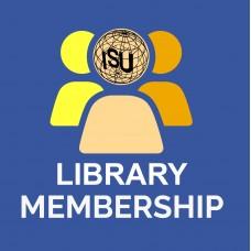 1 Year Library ISU Membership 2021