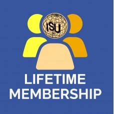 Lifetime Individual ISU Membership